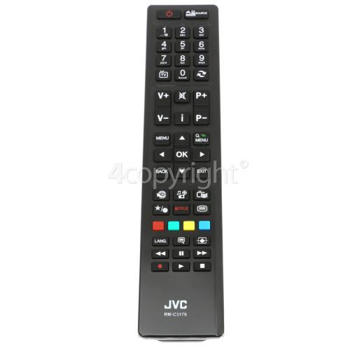 JVC RM-C3179 TV Remote Control