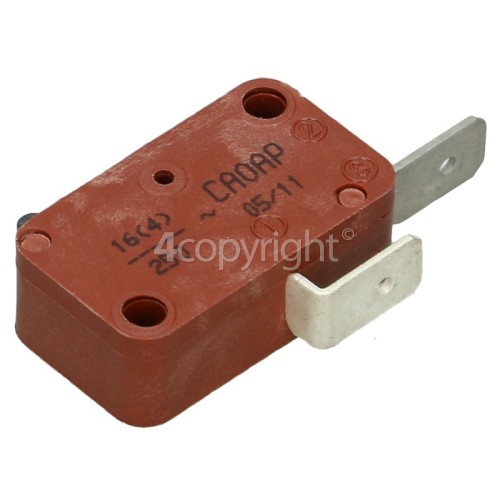 Cannon Door Lock Microswitch (Metalflex) 2TAG (A)