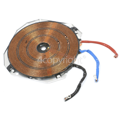DeDietrich 230MM Dia. Inductor Coil Hotplate