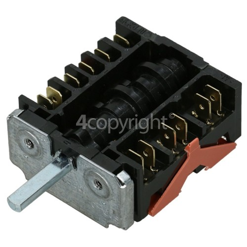 Oven Function Selector Switch EGO 46.25866.560