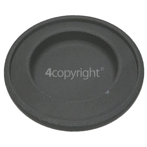 Whirlpool Burner Cap Inner Mwk Black Matte
