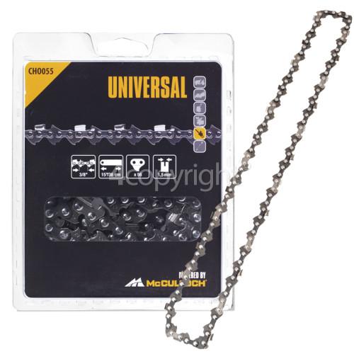 "Flymo CHO055 38cm (15"") 56 Drive Link Chainsaw Chain"