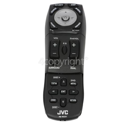 JVC RM-RK251 Remote Control