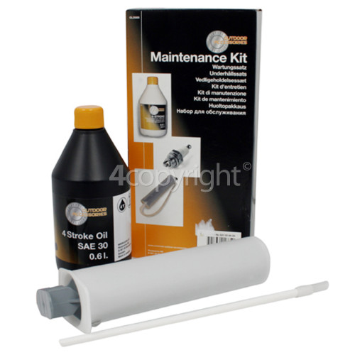 Universal Powered By McCulloch OLO005 Lawnmower Maintenance Kit