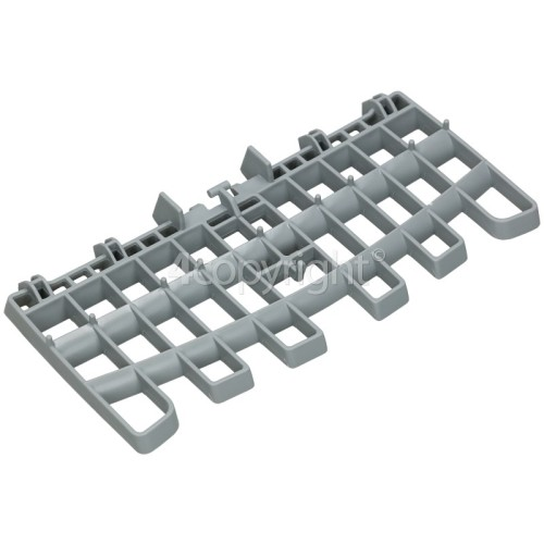 Indesit Top Basket Glass Support - Grey