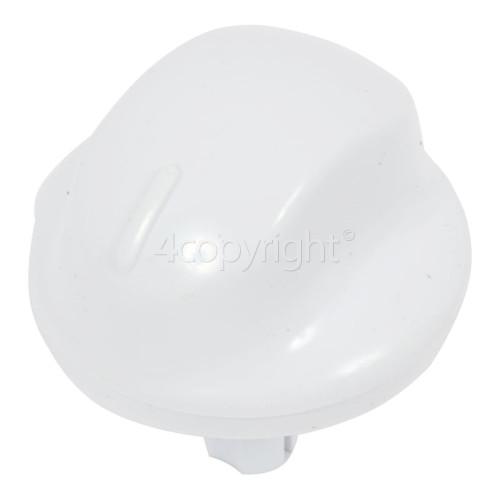 Ariston Programme Control Knob - White