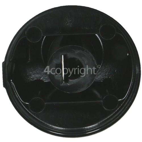Indesit Hob / Oven Control Knob - Black