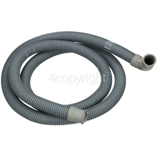 LG Drain Hose With Right Angle End