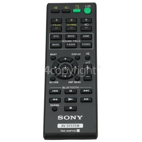 Sony RM-ANP085 Home Cinema Remote Control