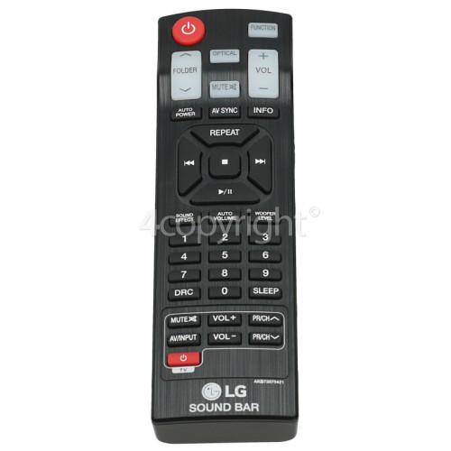 LG AKB73575421 Remote Control