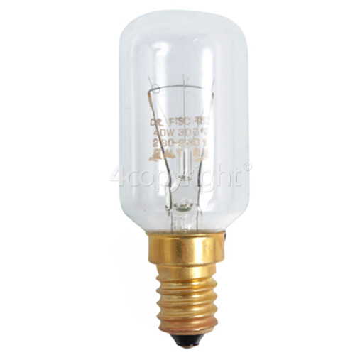 Indesit 40W SES (E14) Pygmy Oven Lamp