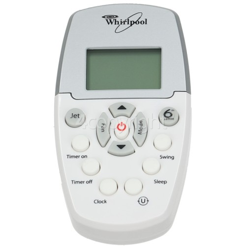 Whirlpool AMD 030 Fan Remote Control