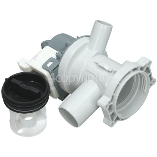Permanent Magnet Sync Pump Assembly With Pump Housing : WuXi Haoli PX-2-35 35w