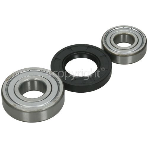 Servis Bearing 6204zz & 6305zz & Seal 35x62x10 Kit