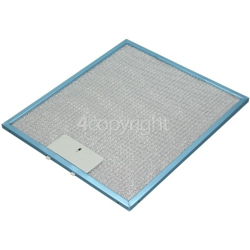 Whirlpool Metal Grease Filter - Aluminum : 305X267mm