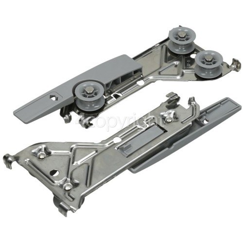 Bosch Right & Left Hand Upper Basket Rail Adjustment Set