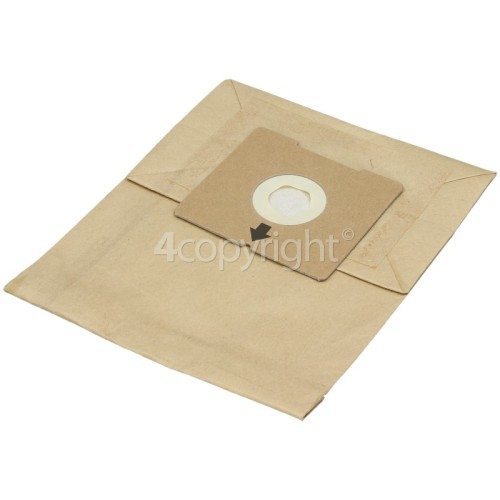 Bissell OptiClean 60A4E Dust Paper Bag