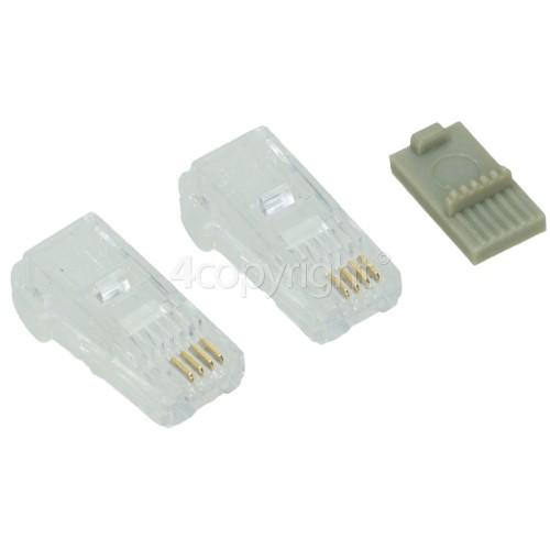 Telephone Plug Kit