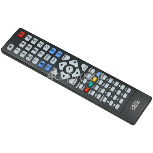 JVC IRC87201 Remote Control Compatible With : RC1912, RC4822, RC4845