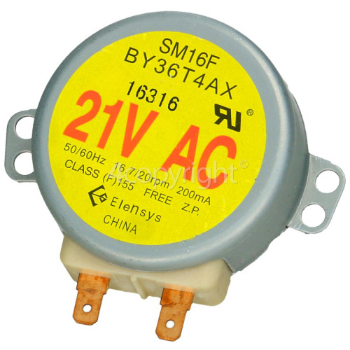 Samsung M/W Turntable Motor : SM16F BY36T4AX