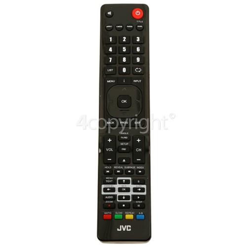 JVC TV Remote Control