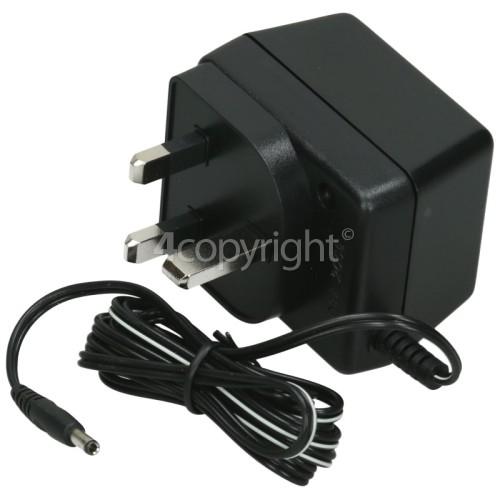 Bosch Battery Charger - Uk Plug : Input 230V 4. 5W : Output 7V 250MA