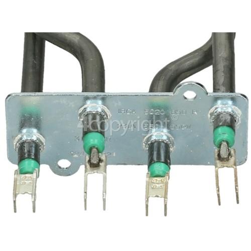 DeDietrich Dryer Element : Irca 8344-825R 550W X 2 Total (1100W) (124265821)