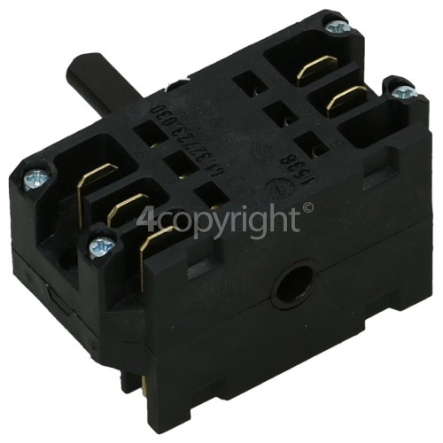 Hotpoint 6323P Hob Function Selector Switch Ego 41.32723.030