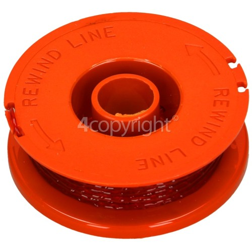 Flymo FLY020 Spool & Line : Flymo (Single Autofeed) - Fits: Cordless Multi Trim CT250, CT250X.