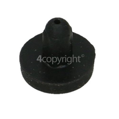 Rubber Foot Cast Iron Pan Support