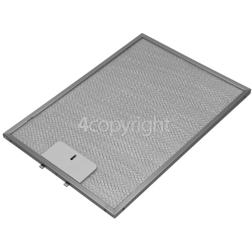 DeDietrich Metal Grease Filter : 335x240mm