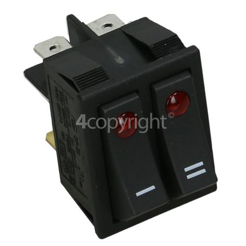 Delonghi Luminous Twin Switch