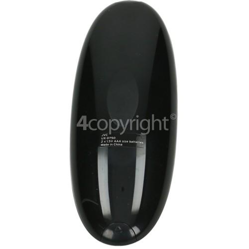 JVC UX-D750 Hi-Fi Remote Control