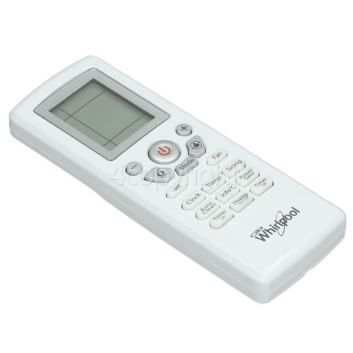 Whirlpool Air Conditioner Remote Control