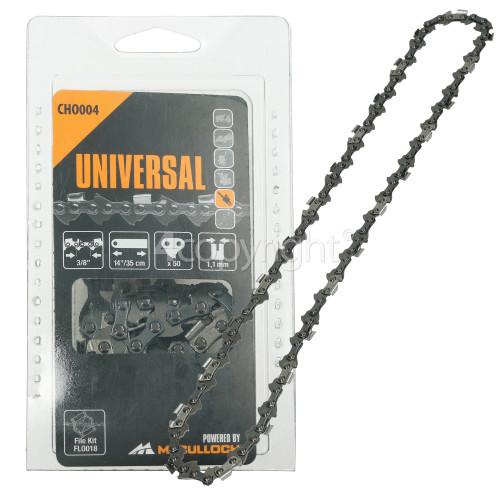 "Flymo CHO004 35cm (14"") 50 Drive Link Chainsaw Chain"