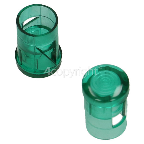 Britannia Oven Indicator Lens Cover - Neon Green