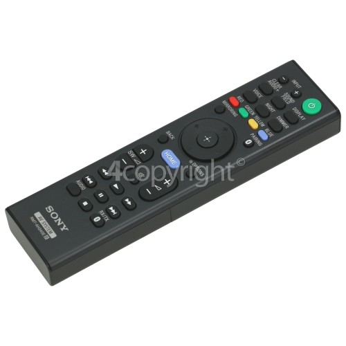 Sony RMT-AH240E Sound System Remote Control