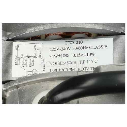 Delonghi Motor