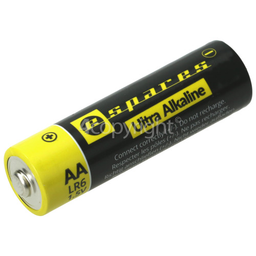 Espares Ultra Alkaline Aa/LR6 Batteries - Pack Of 20