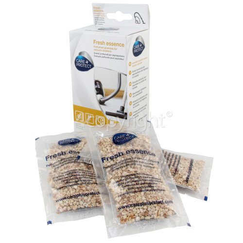 Care+Protect Fresh Essence Perfumed Granules (Air Fresheners) For All Vacuums