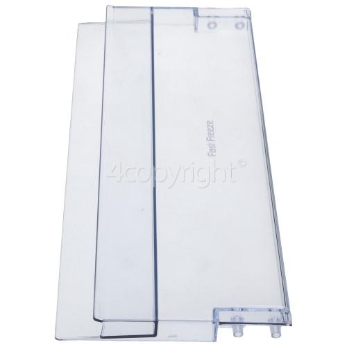 Beko Upper Fast Freeze Front Flap : 445x190mm