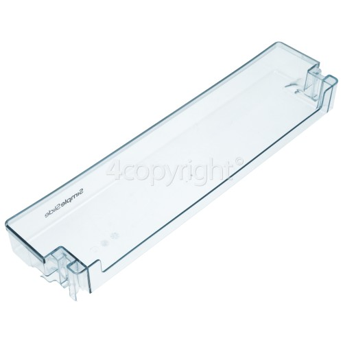 Hisense Door Tray / Shelf: 456x50x110mm T/F Chambers/Etna/Gorenje/ Hisense RL478D4BFE Etc. /Lio/Pelgrim/Siberia/Upo