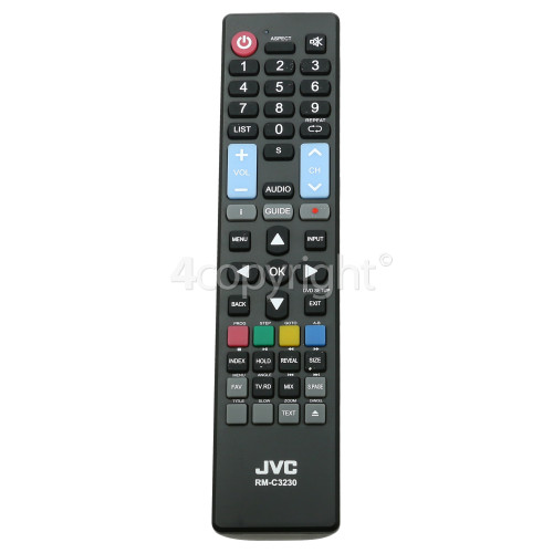 JVC RM-C3230 Remote Control