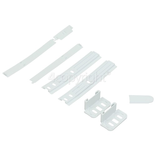 Whirlpool Fridge Freezer Decor Door Fixing Kit