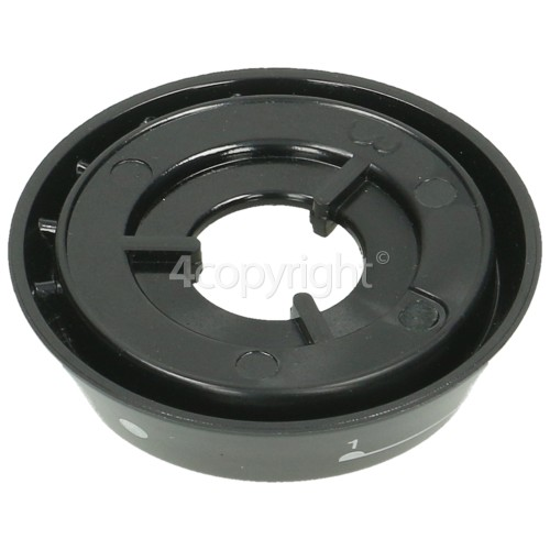 Hotpoint Energy Regulator Control Knob Bezel