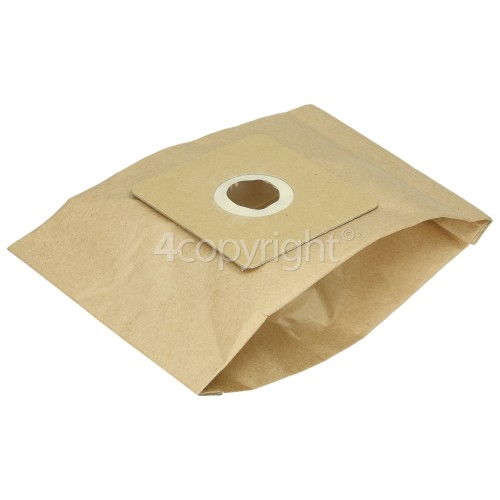 Delonghi Paper Dust Bag (Pack Of 8)