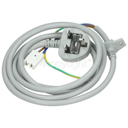 Samsung Mains Cable - UK 3 Pin