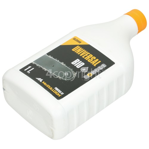 McCulloch Mac Cat 438 OLO008 Chain Oil (Bio) - 1 Litre