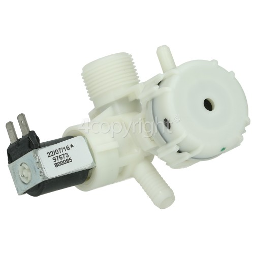 DeDietrich Single Solenoid Inlet Valve Unit