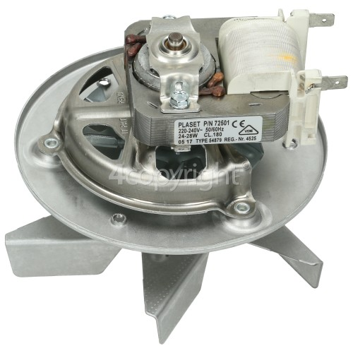 Cannon Main Oven Fan Motor